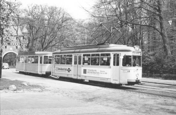 Strassenbahnbetrieb In Bremerhaven Teil 4