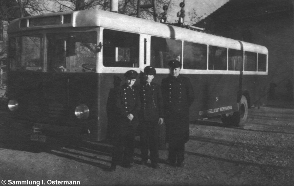 Drehscheibe Online Foren 04 Historische Bahn Obus